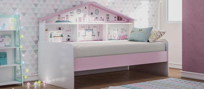 Imagem Camas divertidas para o quarto do seu filho