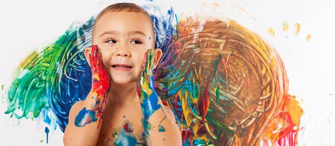 Imagem Dicas estimular a criatividade das crianças