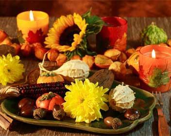 Imagem Dicas para decoração de Outono