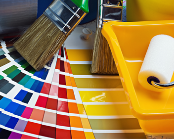 renove a pintura da sua casa para receber