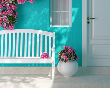 Imagem Deixe a sua casa no clima do Verão