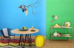 Imagem Decoração - Como combinar as cores nas paredes