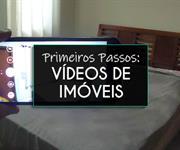Imagem Primeiros passos: Como gravar vídeos de imóveis para venda e locação?