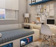 Imagem Apartamentos de 2 dormitórios são os mais vendidos