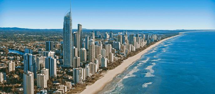 Imagem Praia Grande é destaque do Litoral Paulista