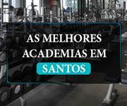Imagem As melhores academias em Santos