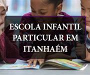 Imagem Escola infantil particular em Itanhaém: conheça os principais nomes da região