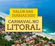 Imagem Carnaval: Qual é o valor das diárias no Litoral?