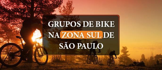 Imagem Grupos de bike na Zona Sul de São Paulo, quais são?