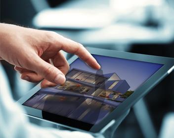 Imagem Internet: principal aliada do mercado imobiliário