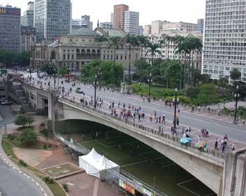 Imagem São Paulo: 462 anos de tradição e progresso!!!