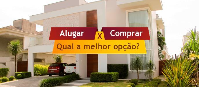 Imagem Alugar ou Comprar um Imóvel? Qual é a melhor opção?