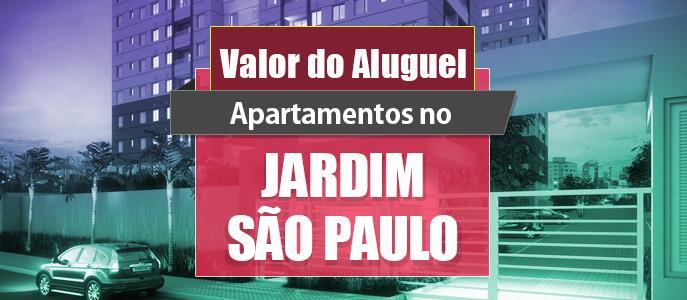 Imagem Qual o valor do Aluguel dos Apartamentos no Jardim São Paulo?