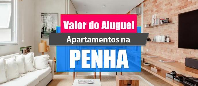 Imagem Qual o valor do Aluguel dos Apartamentos na Penha?