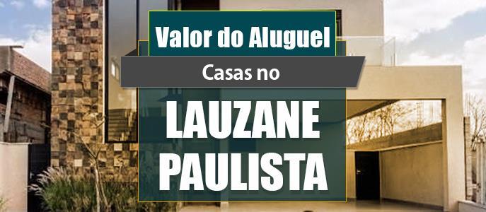 Imagem Qual o valor do Aluguel das Casas no Lauzane Paulista?