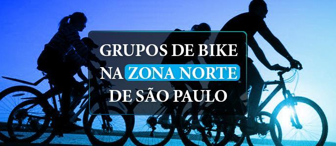 Imagem Grupos de bike na Zona Norte de São Paulo, quais são?