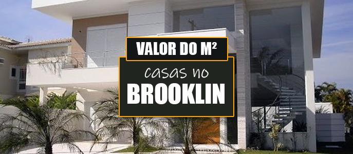 Imagem Qual o valor do metro quadrado das Casas no Brooklin?