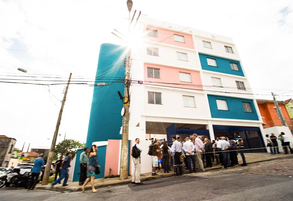 Imagem Mercado Imobiliário - Bairro do Belém ganha quinto conjunto da CDHU