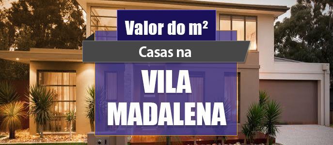 Imagem Qual o valor do metro quadrado das Casas na Vila Madalena?