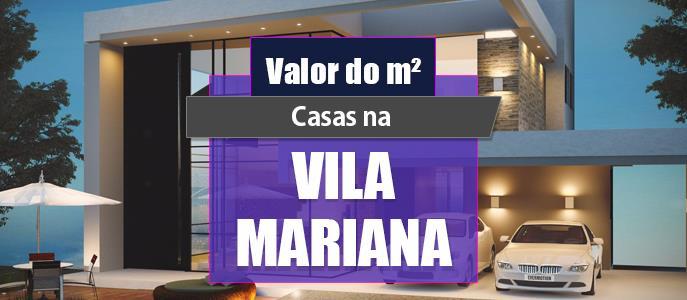 Imagem Qual o valor do metro quadrado das Casas na Vila Mariana?