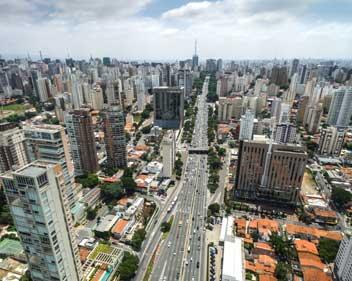 Imagem São Paulo comemora 463 anos