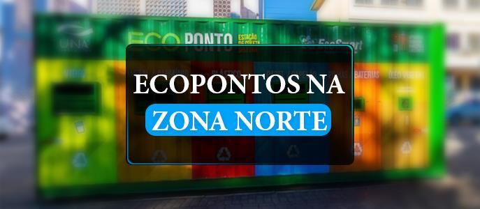Imagem Ecopontos da Zona Norte