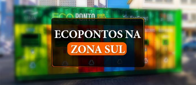Imagem Ecopontos na Zona Sul