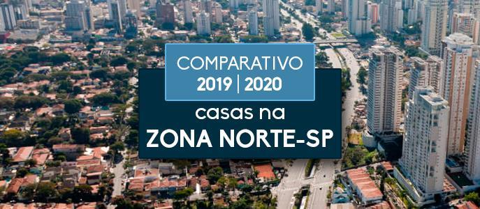 Imagem Ficou mais caro o preço das Casas na Zona Norte de São Paulo?