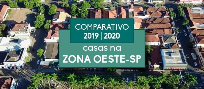 Imagem Ficou mais caro o preço das Casas na Zona Oeste de São Paulo?