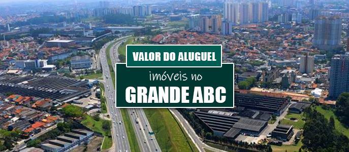 Imagem Qual o valor do Aluguel de Imóveis no Grande ABC?