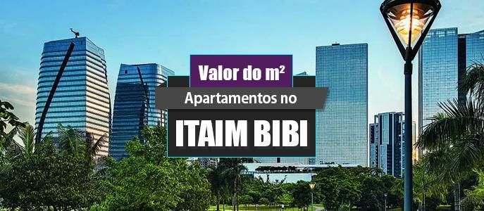 Imagem Qual o valor do metro quadrado dos Apartamentos no Itaim Bibi?