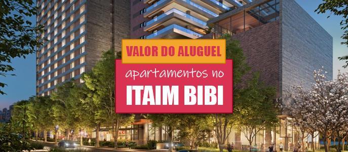 Imagem Qual o valor do Aluguel dos Apartamentos no Itaim Bibi?
