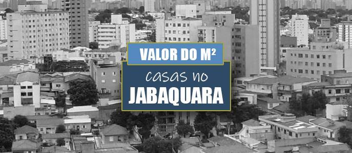 Imagem Qual o valor do metro quadrado das Casas no Jabaquara?