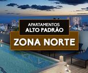 Imagem Quais são os bairros com Apartamentos de Alto Padrão na Zona Norte?