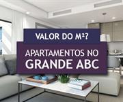 Imagem Qual o valor do metro quadrado dos apartamentos no Grande ABC?