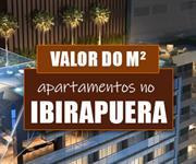 Imagem Qual o valor do metro quadrado dos Apartamentos no Ibirapuera?