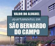 Imagem Qual o valor do Aluguel de Apartamentos em São Bernardo do Campo, SP?
