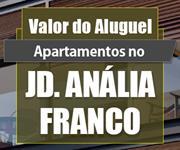 Imagem Qual o valor do Aluguel dos Apartamentos no Jd. Anália Franco?