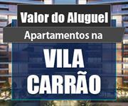 Imagem Qual o valor do Aluguel dos Apartamentos na Vila Carrão?