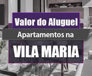 Imagem Qual o valor do Aluguel dos Apartamentos na Vila Maria?