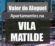 Imagem Qual o valor do Aluguel dos Apartamentos na Vila Matilde?