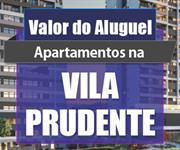 Imagem Qual o valor do Aluguel dos Apartamentos na Vila Prudente?