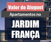 Imagem Qual o valor do Aluguel dos Apartamentos no Jardim França?