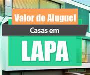 Imagem Qual o valor do Aluguel das Casas na Lapa?