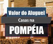 Imagem Qual o valor do Aluguel das Casas na Pompéia?