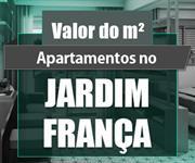 Imagem Qual o valor do metro quadrado dos Apartamentos no Jardim França?