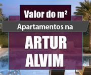Imagem Qual o valor do metro quadrado dos Apartamentos na Artur Alvim?