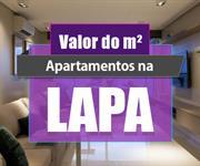Imagem Qual o valor do metro quadrado dos Apartamentos na Lapa?