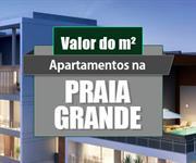 Imagem Qual o valor do metro quadrado dos Apartamentos na Praia Grande?