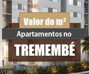 Imagem Qual o valor do metro quadrado dos apartamentos no Tremembé?